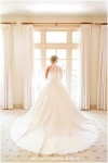 Chloe's wedding gown -- image by Mel Hill.jpg